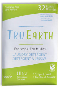 Bulk Tru Earth Laundry Strips - Unscented