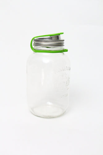 mason jar sealable drinking lid - regular mouth