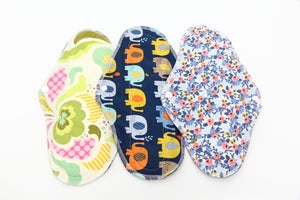 reusable pads - overnight