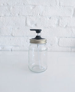 Plastic Mason Jar Pumps