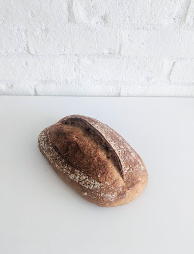 Organic Beer Sourdough Loaf