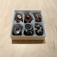 Holiday Chocolate Boxes
