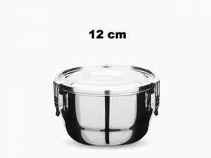 12cm Airtight Container. Capacity 710ml / 3 cups.