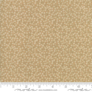 "Tan - Sand Thistle Farm 108"" fabric by Moda, 11123-11"