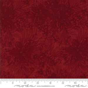 "Moda 108"" Forever Green Cardinal Red 11127-27"