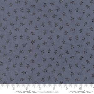 "Chambray petite floral 108"" fabric by Moda, 11128 17, Collection Compass"