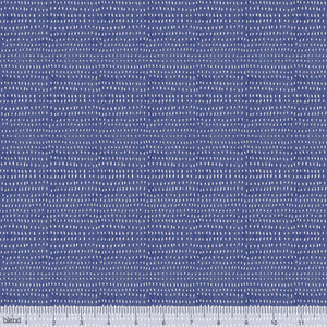 "Cobalt Blue Seeds, Blend 44"" fabric, 112.114.12"