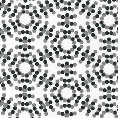 "White, gray and black spot on 108"" fabric by Robert Kaufman, srkx-14590-12"
