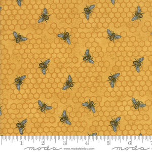 "Moda 44"" Bee Joyful honeycomb 19874-13"