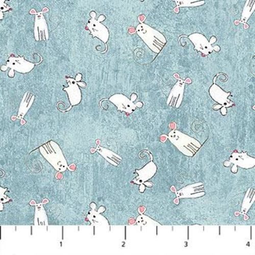 "Northcott 44"" fabric You had me at Meow 22163-42"