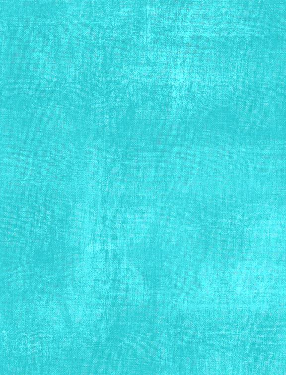 "Teal Dry Brush 108"" fabric, Wilmington, 7213-470"