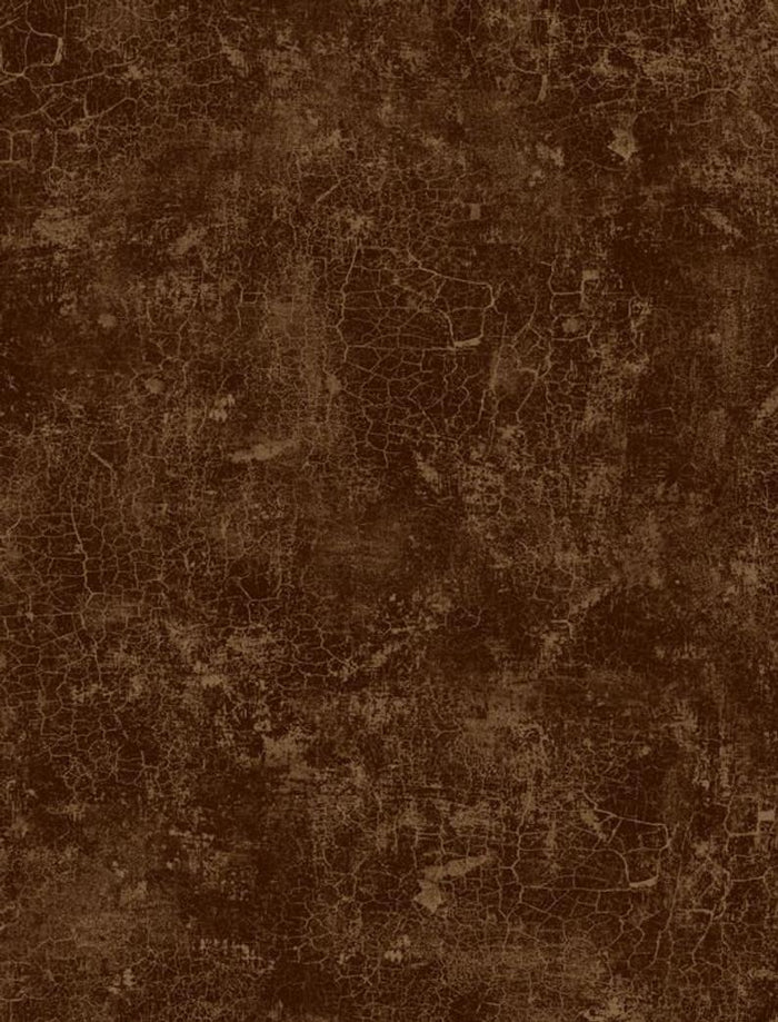 "Brown Crackle 108"" fabric by Wilmington, 7214-222, Essentials"
