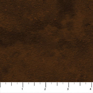 "Brown Espresso 44"" fabric, Northcott,  9020-360, Toscana"