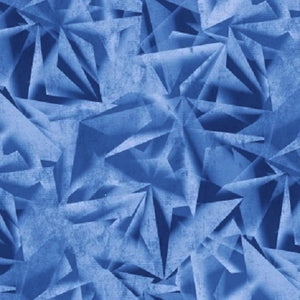 "Blank Quilting 108""  Fabric Blue Quarry 9340-77"