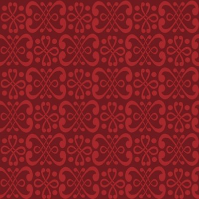 "Red Dogwood Lane 44"" fabric  by Blank Quilting, 8466-088"