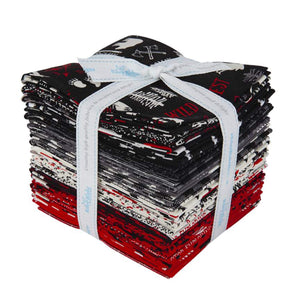 Wild at Heart Fat Quarter Bundle by Riley Blake, 24 pcs,  FQ-9820-24