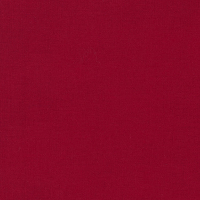 "Rich Red 108"" fabric, Robert Kaufman, Kona cotton, 1551"