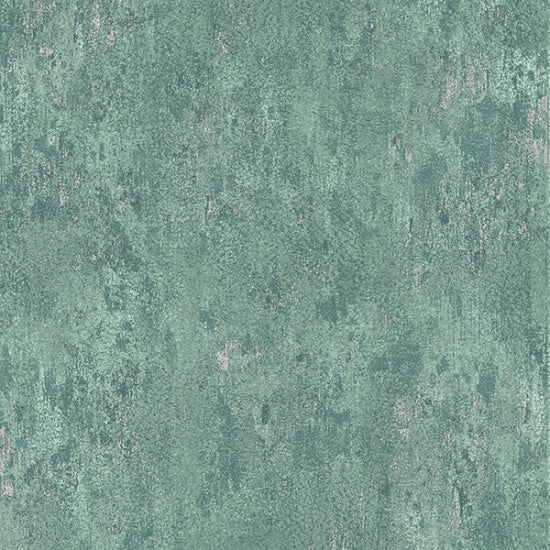 "Eucalyptus Silver with metallic accent 44"" fabric by Hoffman,  R7690-436S"