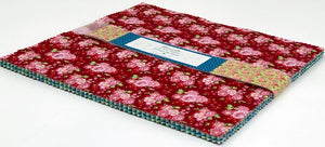 Floral Amorette Layer Cake by Kaye England for Wilmington Prints