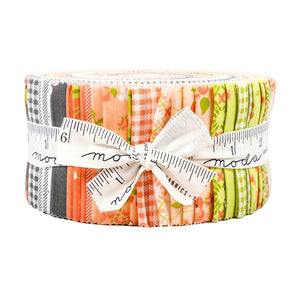 Apricot & Ash Jelly Roll Corey Yoder for Moda 29100JR