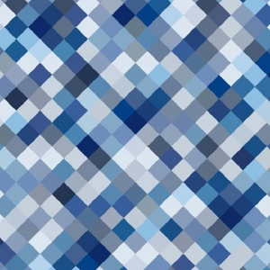 "Blank Quilting 108"" Hopscotch blue 8743W-077"