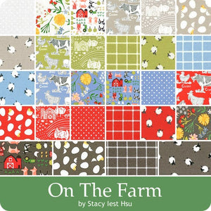 On the Farm Fat Quarter Bundle by Moda, 20700AB