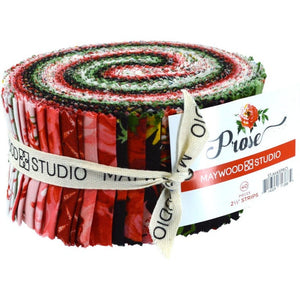 Prose floral Jelly Roll by Maywood Studio, ST-MASPRO