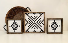 Load image into Gallery viewer, Boho Aztec Tantru Design - Wood Sign