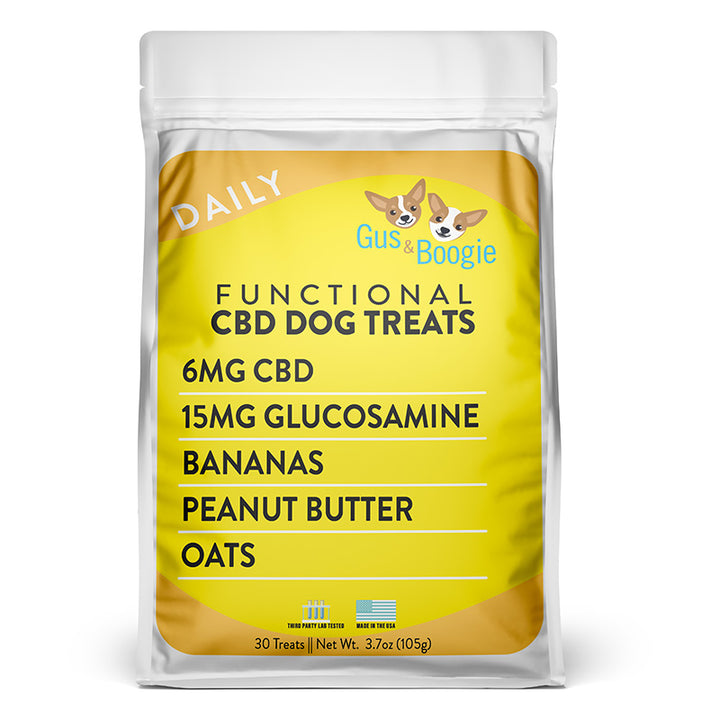 Functional CBD Dog Treats