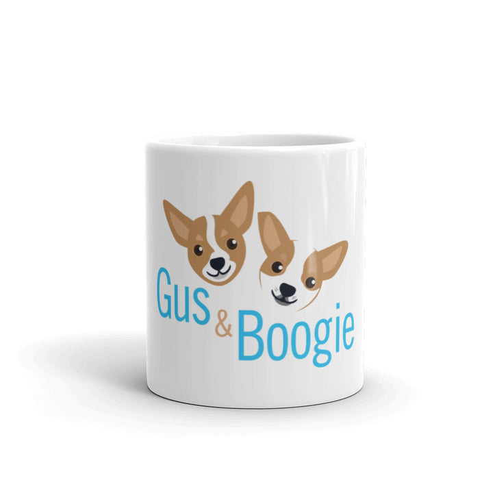Gus and Boogie Coffee Mug