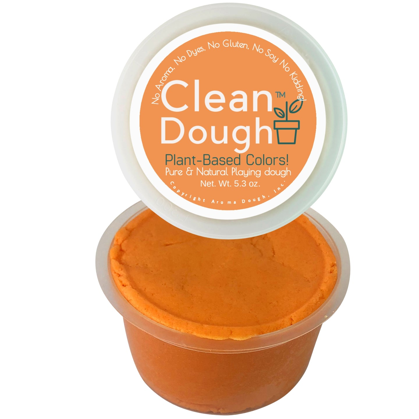 aroma dough clean dough mini Orange