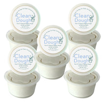 Load image into Gallery viewer, Clean Dough® 5 Pack (PLANT BASED NATURAL COLORS)