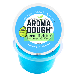 GERM FIGHTER Therapy Dough with Natural Anti-Bacterial Oils