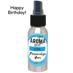 HAPPY! Aromatherapy Room Spray Essential Oils
