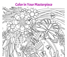Load image into Gallery viewer, Free Doodle Coloring Book from Aroma Dough Gluten-Free Playdough