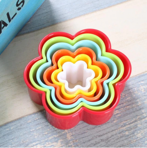 Aroma Dough Flower cutters