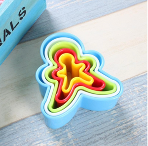 Aroma Dough People cutters