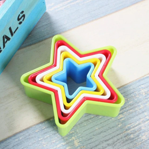 Aroma Dough Star Cutters