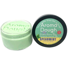 Load image into Gallery viewer, Aroma Dough Spearmint Therapy Stress Relief Dough Gluten-Free