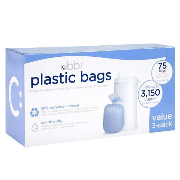 Plastic Bags - Value Pack