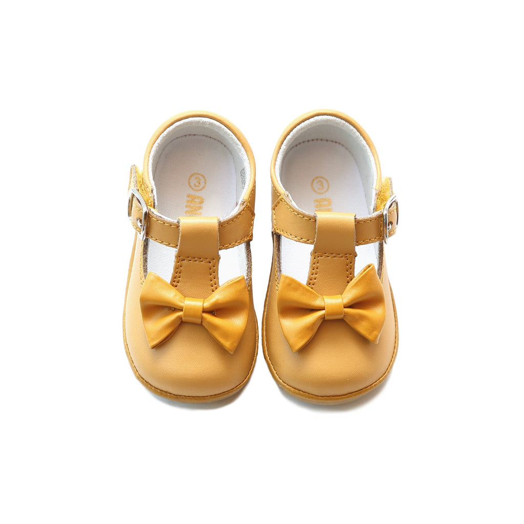 Minnie Bow Leather Mary Jane (Baby)