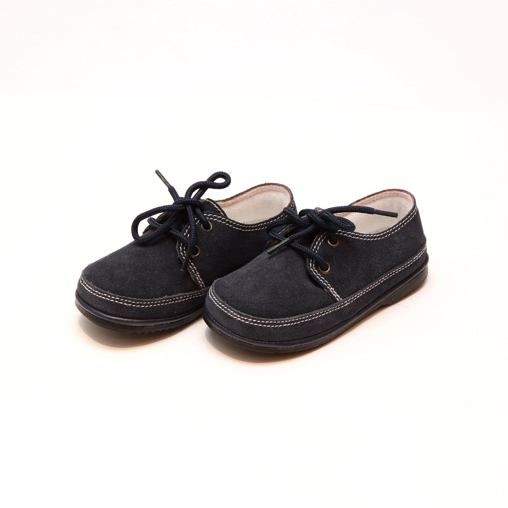 Henry Suede Lace Up Shoe (Baby) - Limited