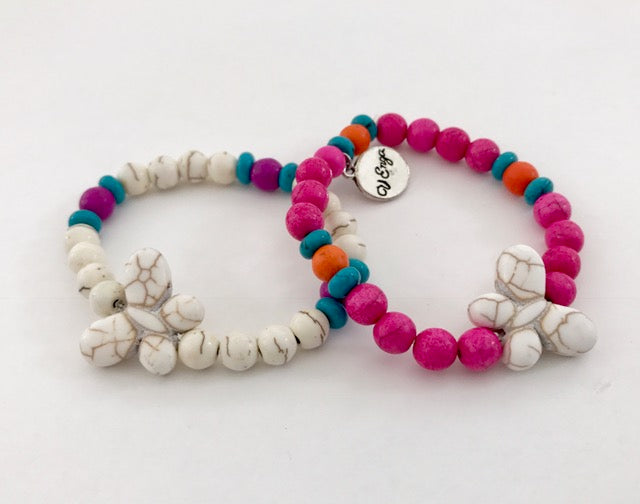 Children's Butterfly Bracelet