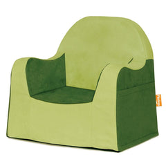 Little Reader Toddler Chair - Two Tone Green
