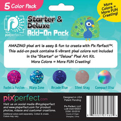 Pix Perfect™ 5 Color Add-On Pack