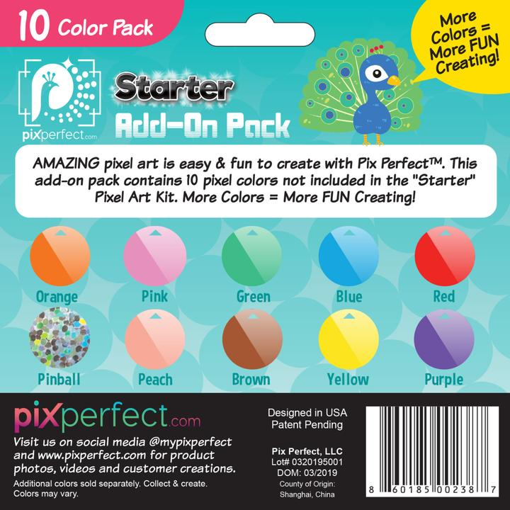 Pix Perfect™ 10 Color Add-On Pack