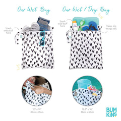 Wet Bag: Urban Bird