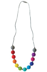 Teething Happens Petite Strand Necklace - Kiwi'z Klozet