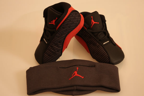 Air Jordan 13 Retro Shoe/Beanie Gift Set - Kiwi'z Klozet
