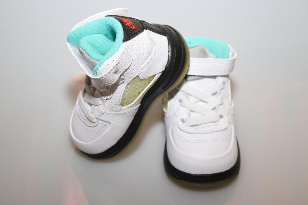 Air Jordan Force (AJF) 5 Retro - Kiwi'z Klozet